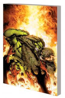 Incredible Hulks Vol. 1: Chaos War (Trade Paperback)