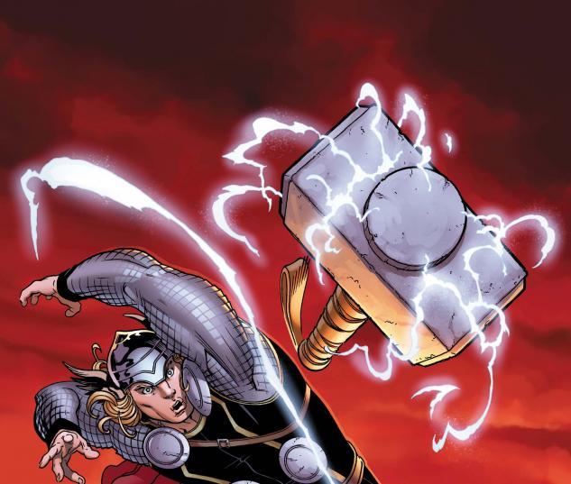 Astonishing Thor #3