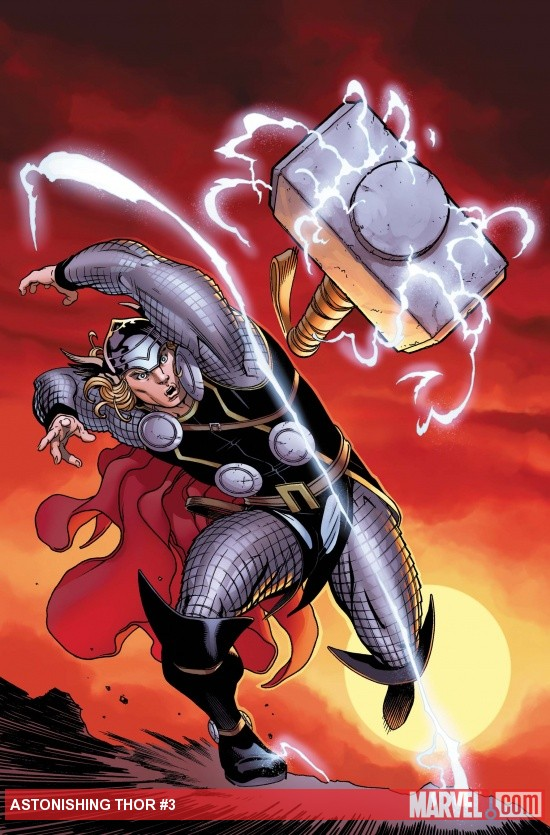 Astonishing Thor #3