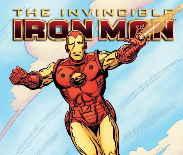 Invincible Iron Man (2008) #25, TRIMPE VARIANT