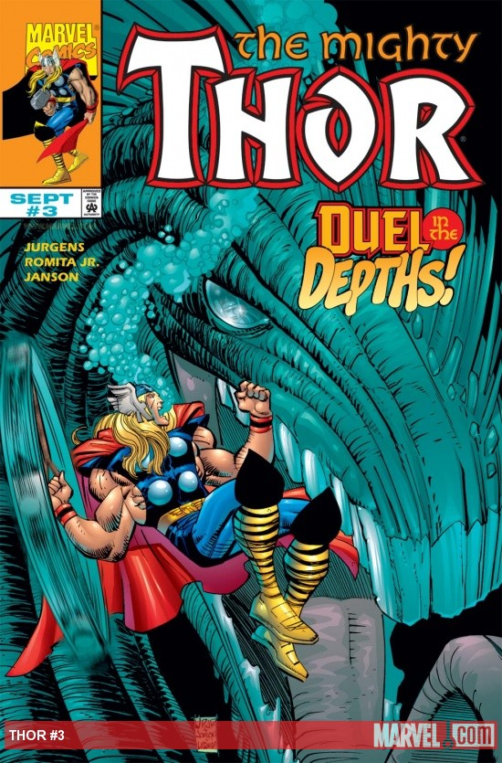 Thor (1998) #3