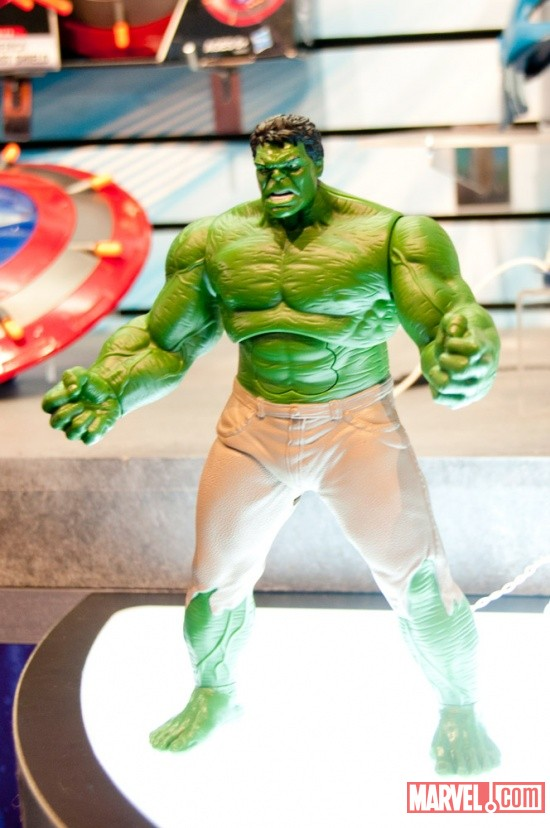 Hasbro Marvel's The Avengers Hulk 10-inch Figure