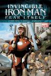 Invincible Iron Man (2008) #506