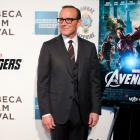 Clark Gregg at the Tribeca Film Festival screening of Marvel's The Avengers