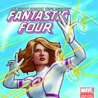FANTASTIC FOUR 611 KOMEN VARIANT