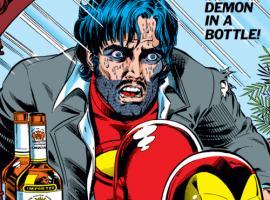 The History of Iron Man Pt. 17