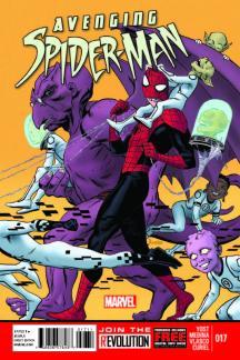 Avenging Spider-Man #17