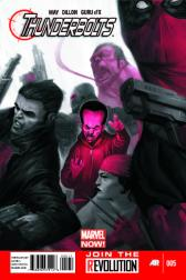 Thunderbolts #5 