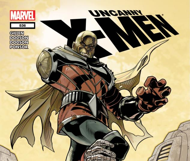 Uncanny X-Men #536