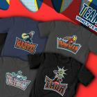 Choose Your Team with New WeLoveFine Tees