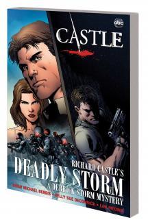 CASTLE: RICHARD CASTLE'S DEADLY STORM TPB (Trade Paperback)