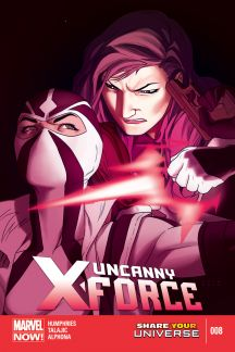 Uncanny X-Force #8
