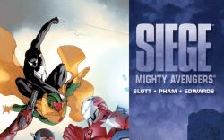 Siege: Mighty Avengers TPB