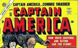 Captain America (1941) #78 cover