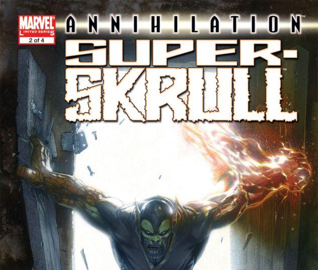 Annihilation: Super-Skrull (2006) #2
