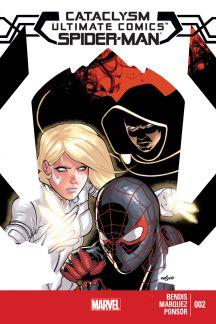 Cataclysm: Ultimate Comics Spider-Man (2013) #2