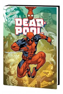 DEADPOOL BY JOE KELLY OMNIBUS HC (Hardcover)