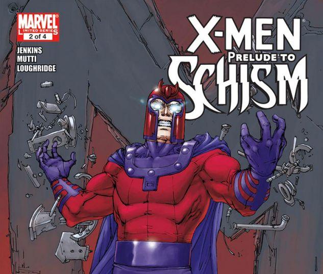 X-Men: Prelude to Schism #2
