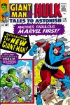Tales to Astonish (1959) #65 Cover