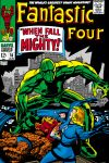 Fantastic Four (1961) #70 Cover