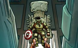 Marvel AR: Captain America #3 Cover Recap