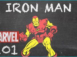 Iron Man - MARVEL 101