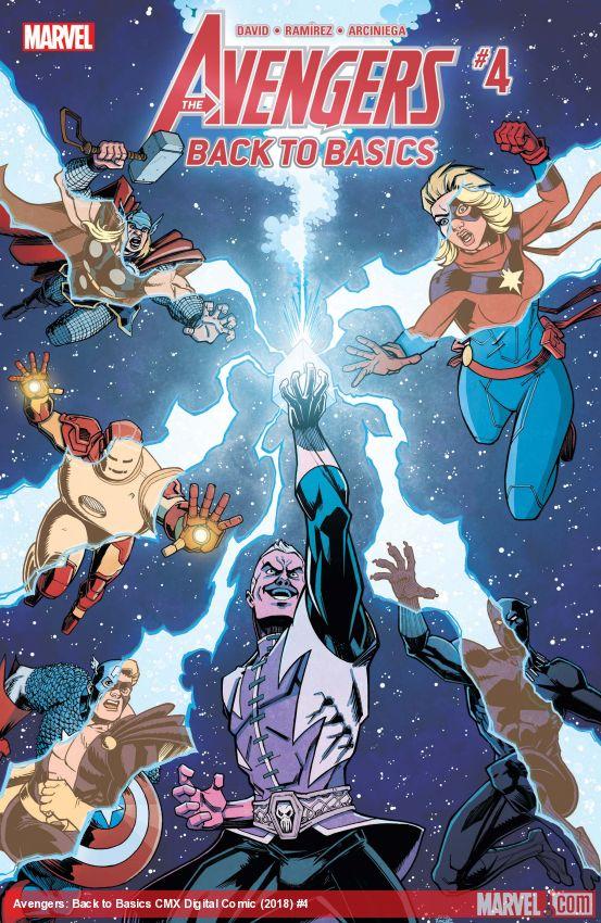 Avengers: Back to Basics (2018) #4