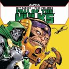 FALL OF THE HULKS: ALPHA cover