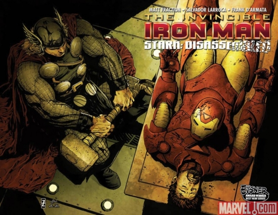 Invincible Iron Man (2008) #20 (ZIRCHER WRAPAROUND VARIANT (50/50))