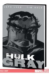 Hulk: Gray (Hardcover)