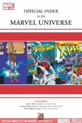 Official Index to the Marvel Universe #7 