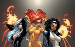 MARVEL DIVAS #1