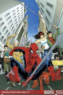 Amazing Spider-Man Family (2008) #4