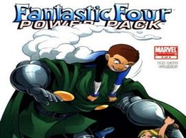 FANTASTIC FOUR AND POWER PACK #3