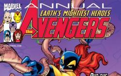 AVENGERS ANNUAL #2000