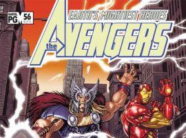 Avengers #56