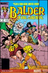 Balder the Brave #3 