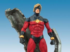 Diamond Select Captain Marvel
