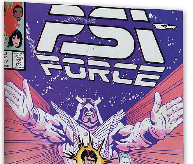 PSI-FORCE CLASSIC VOL. 1 #0