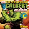 The Rampaging Colbert art by Joe Quesada