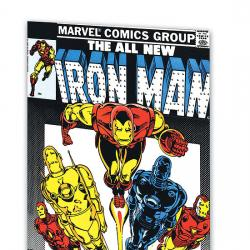 IRON MAN: THE MANY ARMORS OF IRON MAN TPB (NEW PRINTING) #0
