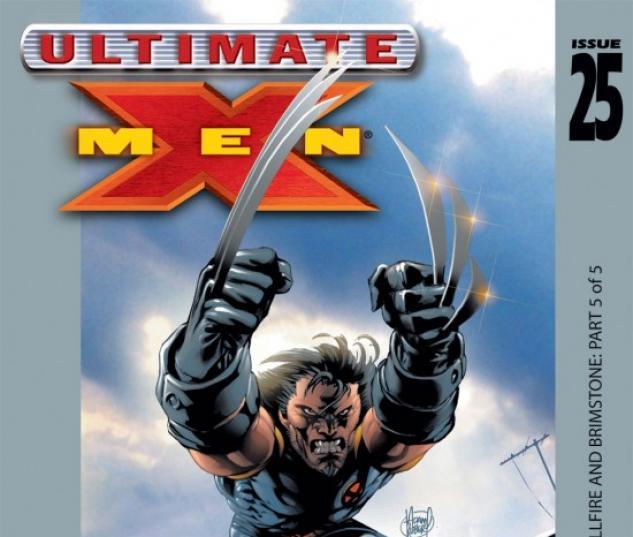 ULTIMATE X-MEN #25