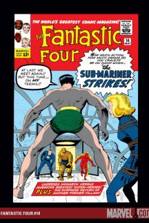 Fantastic Four (1961) #14