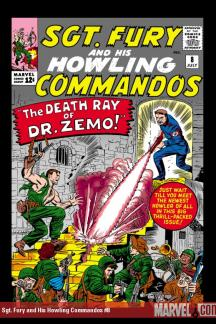 Sgt. Fury and His Howling Commandos (1963) #8