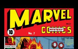 Marvel Comics (1939) #7