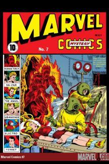 Marvel Comics #7