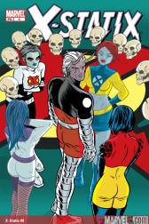 X-Statix #4 
