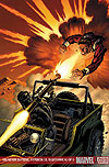 SQUADRON SUPREME: HYPERION VS. NIGHTHAWK (2008) #2 COVER