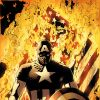 CAPTAIN AMERICA (2007) #12 COVER