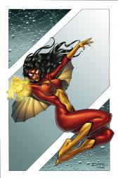 Giant Size Spider-Woman #1